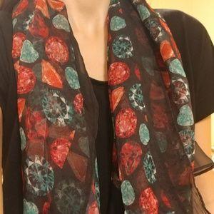 Shear scarf